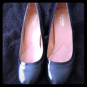 Blue Naturalizer heels